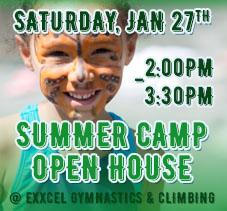 Exxcel Summer Camp Open House 2018