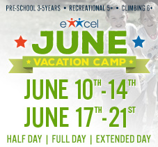 Exxcel June Vacation Camp