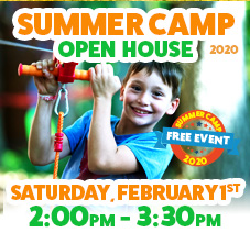 Exxcel Summer Camp Open House 2020