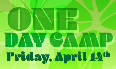 Exxcel One Day Camp April 2017